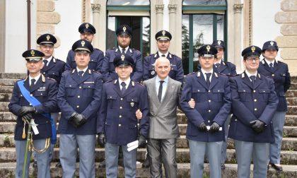 I poliziotti lecchesi premiati