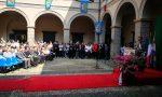 """25 aprile a Lecco, Brivio: """"Resistiamo di fronte a chi vorrebbe far rivivere epoche intrise di sangue"""" VIDEO"""