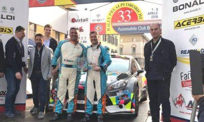 Abs Sport Oggiono, doppio podio nei rally e in pista