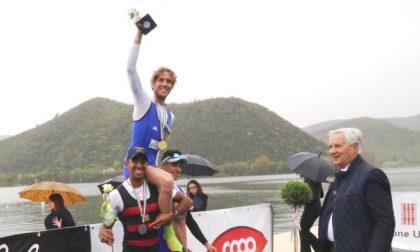 Canottieri Moto Guzzi, medaglie prestigiose nel D'Aloja. LE FOTO