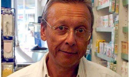 Lutto per la scomparsa del farmacista Paoletti