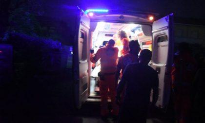 Lamiera colpisce furgoncino sulla Statale 36: 42enne gravissima in ospedale