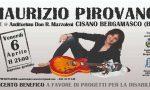 Maurizio Pirovano in concerto per progetti solidali