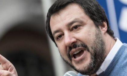 Matteo Salvini giovedì a Calolzio