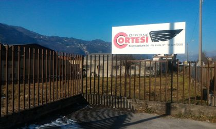 Addio all'imprenditore Ulisse Cortesi colpito da malore nella sua ex azienda