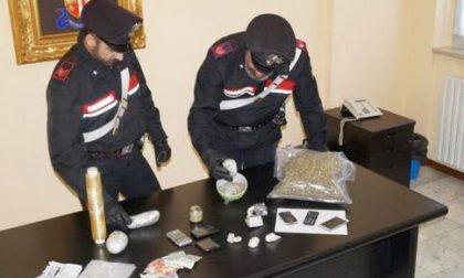 Spaccio di droga sulla Statale 36: 25enne in manette. Aveva un kg di marijuana