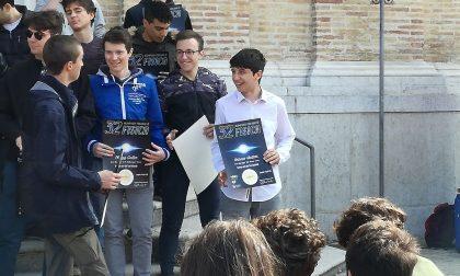 Liceo Grassi fucina di brillanti fisici
