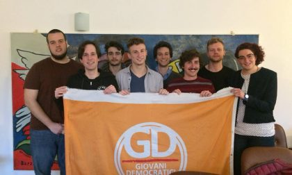 Giovani Democratici, Fumagalli nuovo segretario del circolo Alta Brianza e Laghi