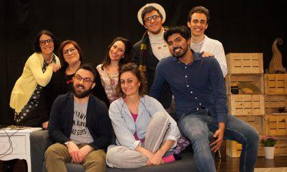 """""""Tragicomiche di un suicidio"""" a Lomagna con Teatro al Cubo"""