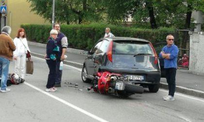 Giornata nera per i motociclisti: raffica di incidenti