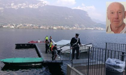 E' dell'anziano scomparso stamattina il cadavere nel lago