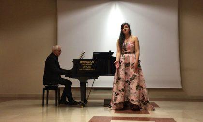 Nuova esibizione per la mezzosoprano lecchese Dyana Bovolo
