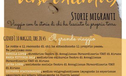 Storie migranti alla biblioteca di Valgreghentino