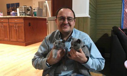 Luca Zoia padre di famiglia muore all'improvviso