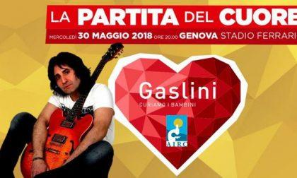Partita del Cuore, il cisanese Maurizio Pirovano in campo a Genova