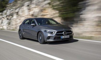 Nuova Mercedes Classe A si presenta a Lecco
