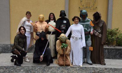 Star Wars Day a Villa Belgiojoso FOTO
