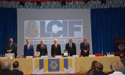 A Merate il Congresso di primavera del Lions Club