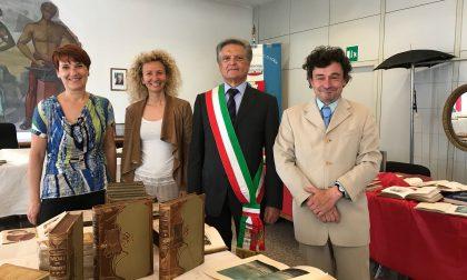 Inaugurata mostra in sala consiliare a Calusco d'Adda