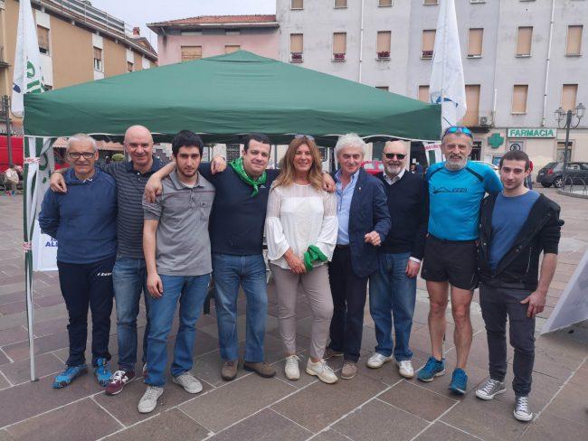 Lega in piazza ricordando Emilio Torti
