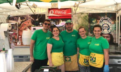 Food truck a Calusco provenienti da tutto il mondo TUTTE LE FOTO