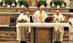 Monsignor Rolla a Cernusco per gli anniversari di ordinazione decanali VIDEO