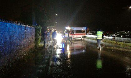 Incidente a Beverate, coinvolta anche una bimba FOTO