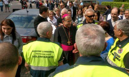 L'arcivescovo Delpini alla Madonna del Bosco nell'anniversario del miracolo FOTO e VIDEO