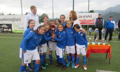 Monte Marenzo, Inter e Atalanta vincono il 2° torneo Candido Cannavò