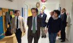 Il Governatore Fontana incontra il sindaco di Merate VIDEO