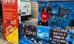 Week end in piazza per Confcommercio con BikeUp FOTO