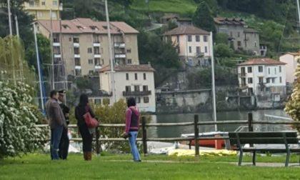Trovato il cadavere di una donna nel lago