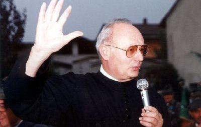 Don Eugenio a Novate con incarichi pastorali