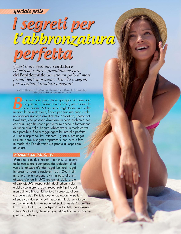 E' in edicola coi nostri giornali la rivista In salute!
