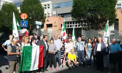 Dopo il presidio in Prefettura a Lecco il Pd manifesta a Roma