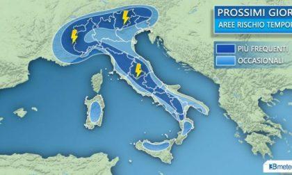 Tenete pronto l'ombrello, maggio all'insegna dei temporali PREVISIONI METEO