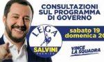 Governo gialloverde: domani e domenica referendum leghista anche nel Lecchese