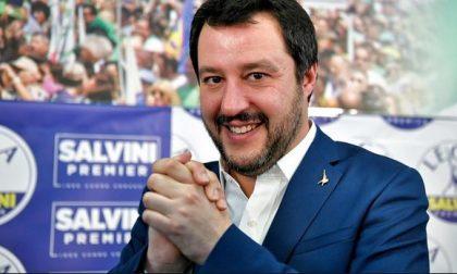 Salvini a Calolzio, non più in piazza ma al Monastero