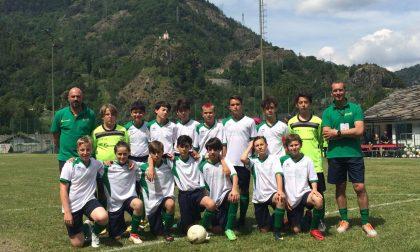 OSBG Merate sezione calcio in trasferta in Val D'Aosta e in Trentino FOTO