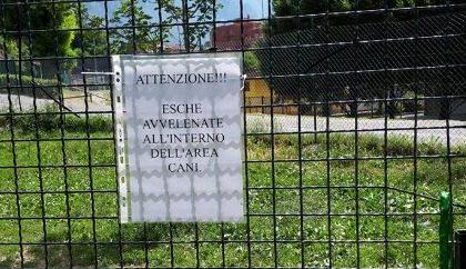 Allarme veleno nell'area cani di Lecco