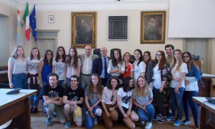 Alternanza scuola lavoro in tre anni 750 studenti a Palazzo Bovara