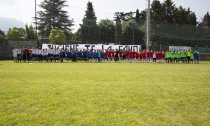 84 bambini alla Maratona della solidarietà di Mandello