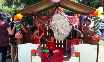 San Zeno, grande festa sul tema del castello FOTO