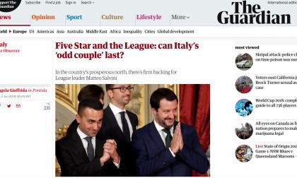 Calolziocorte finisce sul celebre tabloid inglese The Guardian