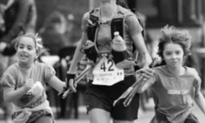 Mustica mamma sprint: medico, ma anche ultra runner