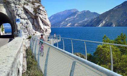 Family Cai sul lago di Garda con il Club di Barzanò