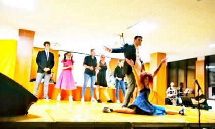 Al Cfpa una delegazione canadese e il musical Grease interpretato dai ragazzi FOTO
