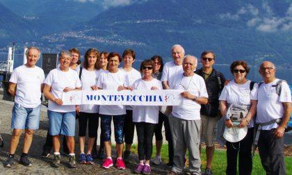 Gruppi di cammino: i ringraziamenti di Montevecchia