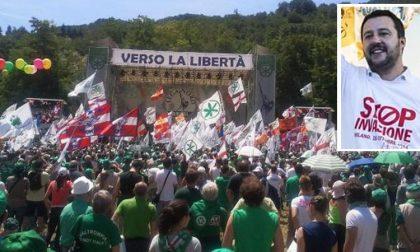 Salvini chiama a raccolta il popolo della Lega a Pontida