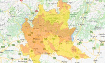 La qualità dell'aria migliora in tutto il Lecchese… tranne sul Lago I DATI COMUNE PER COMUNE